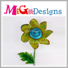 OEM Direct Factory Metal Flower Shaped Wall Decor