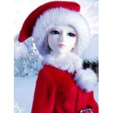 BJD Lige 44cm Mädchen Puppe mit Kugelgelenk