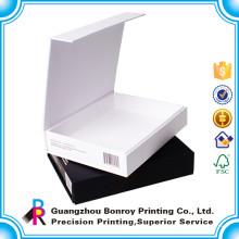 Магнитная коробка подарка закрытия рециркулированные картоном