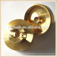 Brass bar machined machined parts