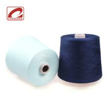 Gemischtes Garn aus gemischten Baumwoll-Cupro-Wolle