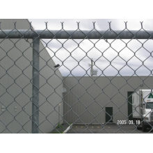 Chain Link Fence - 03