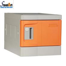 Preço de fábrica de alta qualidade mobiliário escolar abs armário de plástico