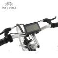 Top Ebike 2017 fixed gear bike 700*25C electric bike
