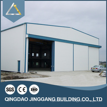 Light Weight Steel Structure Car Garage Warehouse