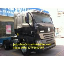 HOWO A7 4 X 2 TRUCK TRACTOR
