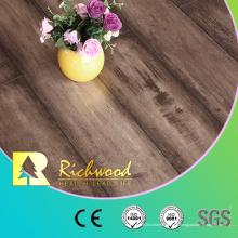 Plancher stratifié en bois de stratifié de chêne de texture de Woodgrin de 12,3mm