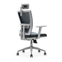 siège de bureau avec ascenseur lombaire pour le personnel / chaise d'ordinateur en maille