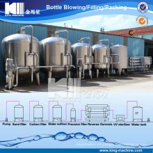Equipo de tratamiento de agua de ósmosis inversa