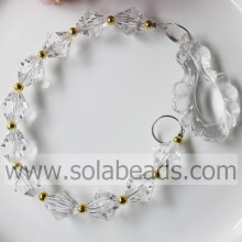 Summer 270MM Length Crystal Bead Pendant