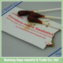 Povidone Iodine cotton buds