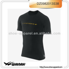 Live strong men fitted running shirts freedom to move 2013