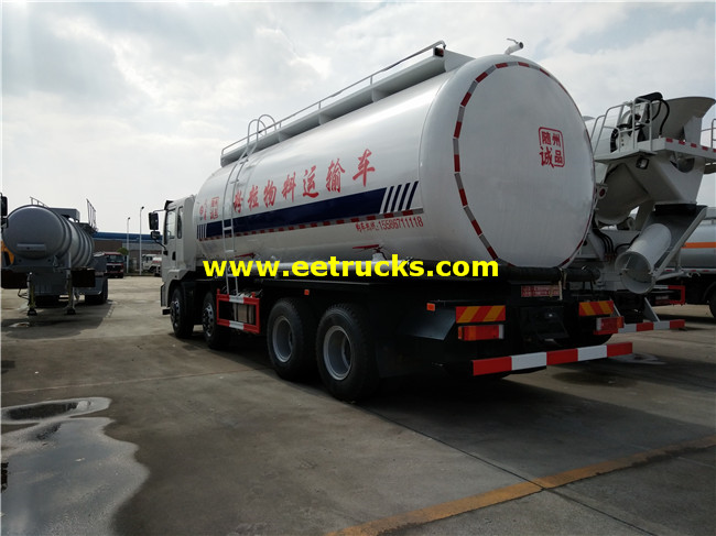 DFAC Dry Particle Tank Trucks
