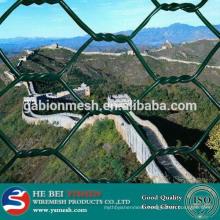 High quality hexagonal decorative chicken wire mesh