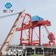Descargador de cargador de barcos, grúa de muelle, productos de expertos en fabricación de grúas