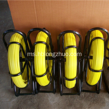 Fiberglass Wire Cable Rod Duct Rodder Fishtape 6mm 130m