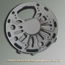 Qualified die cast motor part aluminum l bracket