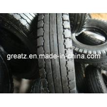 Patrón de Truper rueda carretilla neumático 3.50-8, 4.00-8
