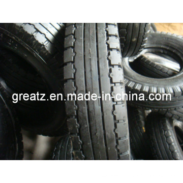 Truper Pattern Wheel Barrow Tire 3.50-8, 4.00-8