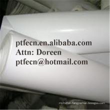 100% Virgin PTFE Skived Sheet Teflon Board
