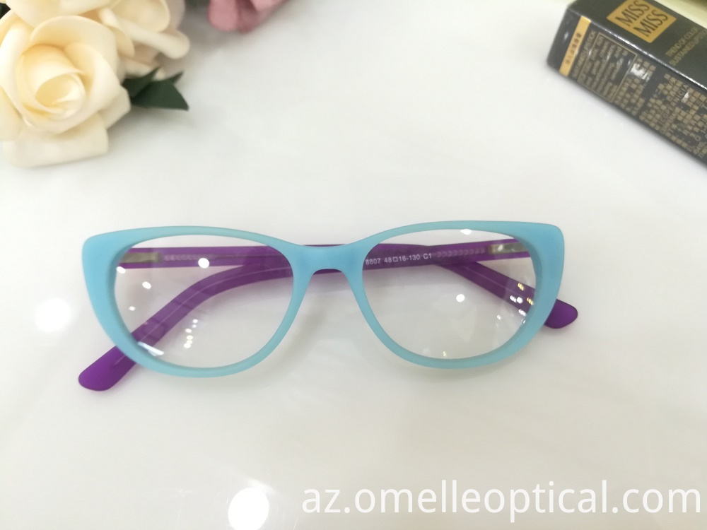 Oval Glasses Cute