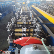 Metal Shelf Pillar Roll Forming Machine