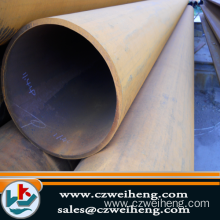 longitudinal seam submerged arc welded steel pipe