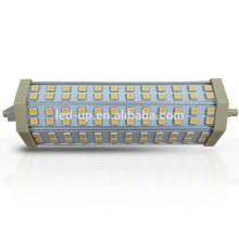18W LED R7S Luz 254MM