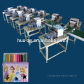 Multicolor Play Dough / Modeling Clay Packing Machine