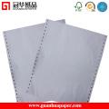 Multi Ply Blanc Rose Jaune Vert Bleu Ordinateur Continu Papier