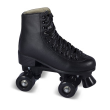 Soft Boot Quad Roller Skate for Adults (QS-44-1)
