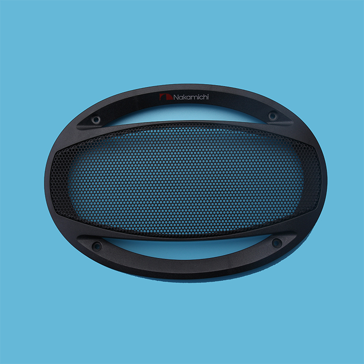 6x9-inch Car Stereo Mesh Cover