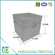 Custom Made Gold Logo Cardboard Watch Box