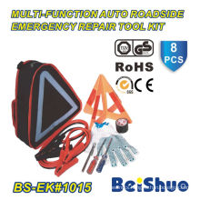 8PCS Auto Safety Emergency Kit