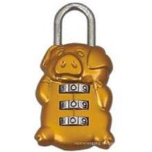 Zinc Alloy Combination Lock (J-8084)