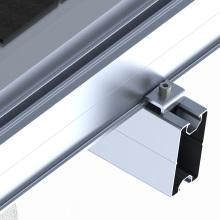 Langlebiges Qualitäts-Solar-Montagesystem
