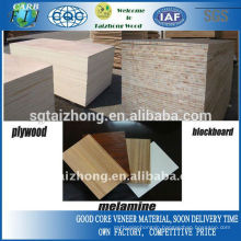 Furniture Used Block board and Plywood