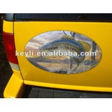 Auto-Werbemagneten, entsprechend Ihrem Entwurf. gute Qualität .
