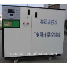 easy operation high accuracy fuel dispenser calibration machine