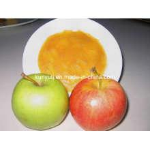 Concentré de purée de pomme avec haute qualité