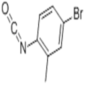 4-Bromo-2-methylphenyl isocyanate