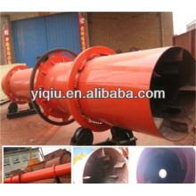 Secadora rotatoria de fertilizante de fósforo