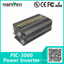 Инвертор синусоидальной волны высокой мощности 1500 ~ 6000 Вт со встроенным зарядным устройством