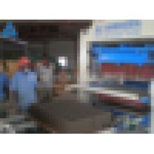 QFT10-15 Siemens Motor Sludge Automatic Brick Production Line