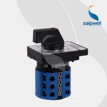 Высококачественный ручной переключатель Saip / Saipwell с сертификацией CE (LW26-20 VOLTMETER)