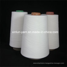 Raw White T/R 65/35 Yarn Polyester Viscose Blended Yarn