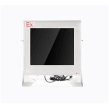 17Inch Industry 304 bahan Stainless steel, Monitor LCD