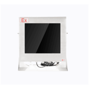 17 Inch-industrie 304 roestvrijstalen materiaal LCD-monitor
