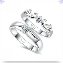 Crystal Jewelry Fashion Ring 925 Sterling Silver Jewelry (CR0005)