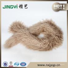 Hochwertige Schaffell Schals